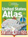 National Geographic Kids United States Atlas National Geographic Kids 9781426328329 National Geographic Society