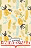 Notebook Journal Dot-Grid, Graph, Lined, Blank No Lined: Pineapple Pattern: Small Pocket Notebook Journal Diary, 120 Pages, 5.5