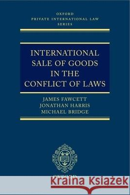 International Sale of Goods in the Conflict of Laws