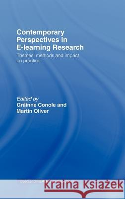 Contemporary Perspectives in E-Learning Research: Themes, Methods and Impact on Practice