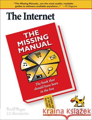 The Internet the Missing Manual