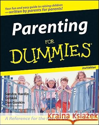 Parenting for Dummies 2e