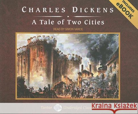 A Tale of Two Cities - audiobook