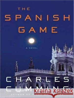 The Spanish Game - audiobook
