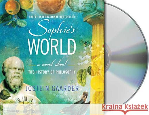 Sophie's World: A Novel about the History of Philosophy - audiobook