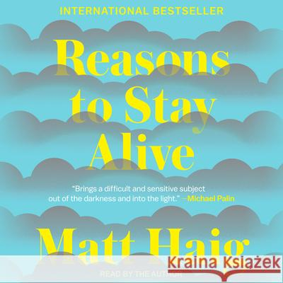 Reasons to Stay Alive - audiobook