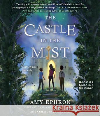 The Castle in the Mist - audiobook