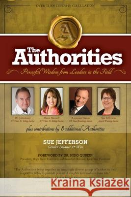 The Authorities - Sue Jefferson: Powerful Wisdom from Leaders in the Field - Gender Balance & Win