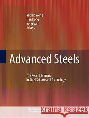 Advanced Steels : The Recent Scenario in Steel Science and Technology