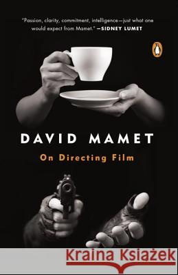 On Directing Film David Mamet 9780140127225 Penguin Books - książka