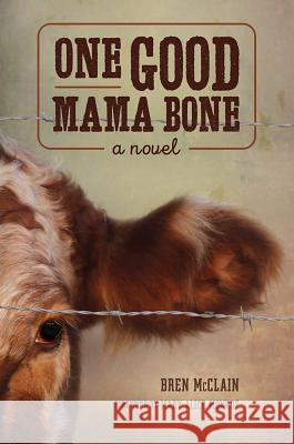 One Good Mama Bone Bren McClain Mary Alice Monroe 9781611177466 Story River Books - książka