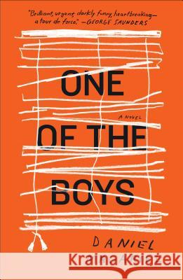 One of the Boys Daniel Magariel 9781501156168 Scribner Book Company - książka