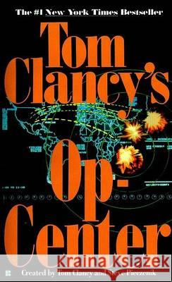 Op-Center Tom Clancy Tom Clancy Steve R. Pieczenik 9780425147368 Berkley Publishing Group - książka