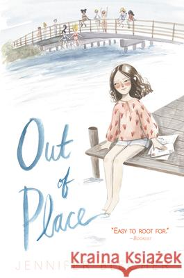 Out of Place Jennifer Blecher Merrilee Liddiard 9780062748607 Greenwillow Books - książka