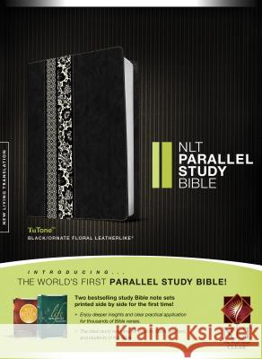 Parallel Study Bible-NLT Tyndale House Publishers 9781414359977 Tyndale House Publishers - książka