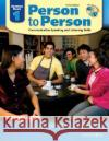 Person to Person Student Book 1: Communicative Speaking and Listening Skills [With CD]