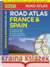 Philip's France and Spain Road Atlas Spiral 0 9781849074322 Philip's Road Atlas
