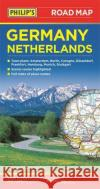 Philip's Germany and Netherlands Road Map  0 9781849074407