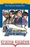 Phoenix Wright, Ace Attorney: Official Casebook, Volume One: The Phoenix Wright Files