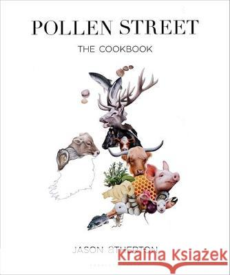 Pollen Street : By chef Jason Atherton, as seen on television's The Chefs' Brigade Jason Atherton 9781472905574 Absolute Press - książka