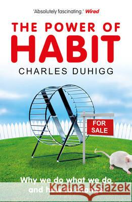 Power of Habit Charles Duhigg 9781847946249  - książka
