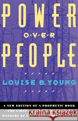 Power Over People Louise B. Young Stewart L. Udall 9780195075786 Oxford University Press - książka