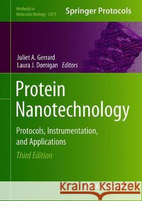 Protein Nanotechnology : Protocols, Instrumentation, and Applications Juliet A. Gerrard Laura J. Domigan 9781493998685 Humana - książka