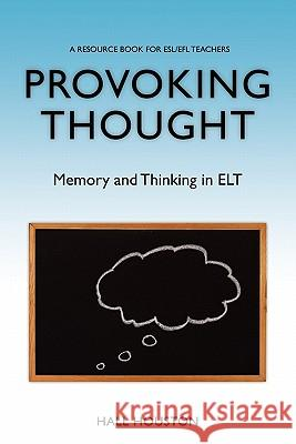 Provoking Thought: Memory and Thinking in ELT  9781439251997  - książka