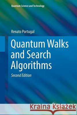 Quantum Walks and Search Algorithms Renato Portugal 9783030074074 Springer - książka