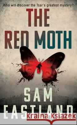 Red Moth Sam Eastland 9780571278480 FABER & FABER - książka
