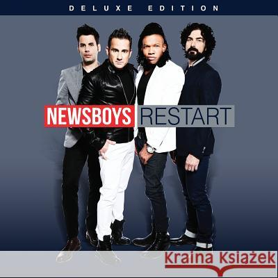 Restart Newsboys 0602537503087 Universal Music Distribution - książka