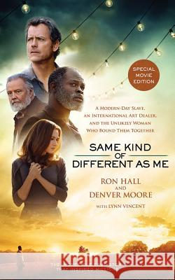Same Kind of Different as Me: A Modern-Day Slave, an International Art Dealer, and the Unlikely Woman Who Bound Them Together - audiobook Ron Hall 9781511369398 Thomas Nelson on Brilliance Audio - książka