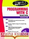 Schaums Outline of Programming with C
