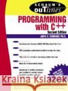 Schaums Outline of Programming with C++
