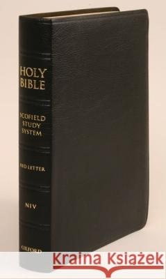 Scofield III Study Bible-NIV C. I. Scofield 9780195280029 Oxford University Press - książka