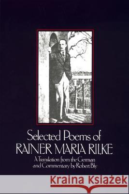 Selected Poems of Ri Rainer Maria Rilke Robert W. Bly 9780060907273 Harper Perennial - książka