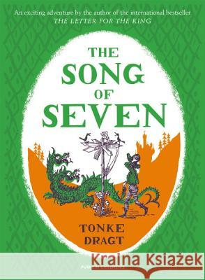 Song of Seven  Dragt, Tonke 9781782691105  - książka