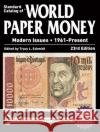 Standard Catalog of World Paper Money, Modern Issues, 1961-Present Tracy Schmidt 9781440247958 Krause Publications