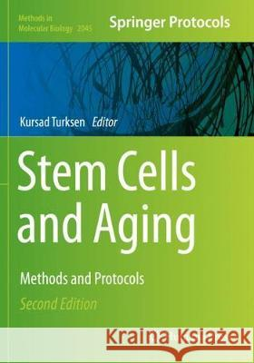 Stem Cells and Aging   9781493997152 Springer New York - książka