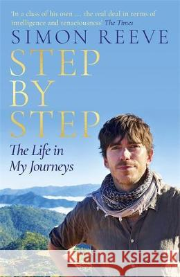 Step By Step Simon Reeve 9781473689121 Hodder & Stoughton - książka