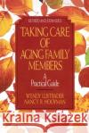 Taking Care of Aging Family Members: A Practical Guide