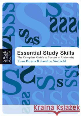 Teaching, Learning and Study Skills : A Guide for Tutors Tom Burns 9781412900690  - książka