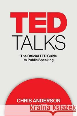 TED Talks Chris Anderson 9781472228048 HEADLINE - książka