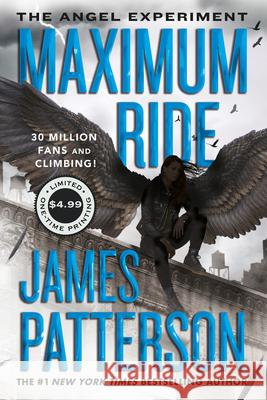 The Angel Experiment: A Maximum Ride Novel James Patterson 9780316536486 Jimmy Patterson - książka
