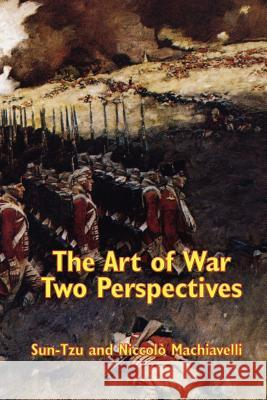 The Art of War : Two Perspectives Sun Tzu 9781934451564 Wilder Publications - książka