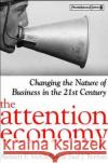 The Attention Economy: Changing the Nature of Business in the 21st Century  PricewaterhouseCoopers LLP Bennett McClellan Saul Berman 9780471409274