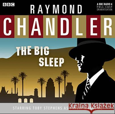The Big Sleep   9781408427538 BBC AUDIO - książka
