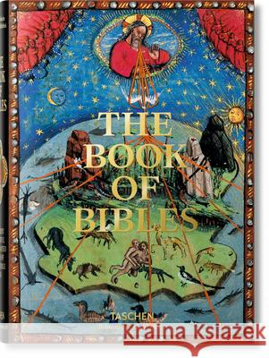 The Book of Bibles Stephen Fussel 9783836559133 TASCHEN - książka