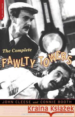 The Complete Fawlty Towers John Cleese Connie Booth 9780306810725 Da Capo Press - książka