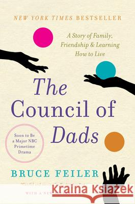 The Council of Dads: A Story of Family, Friendship & Learning How to Live Bruce Feiler Bruce Feiler 9780061778773 Harper Perennial - książka